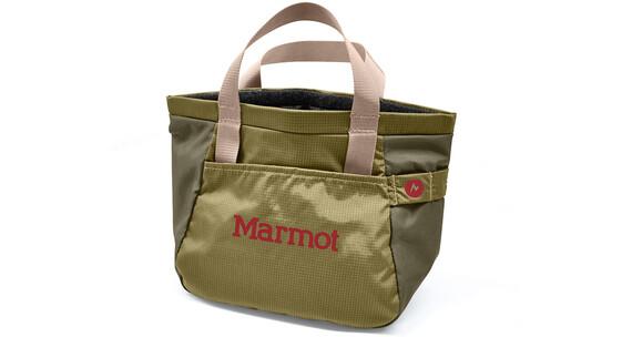 Marmot Boulder Chalk Bag Olive/Dark Olive